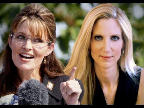 Penn Point - Defend Sarah Palin! - Palin Favorites Ann Coulter's TWITTER - Penn Point