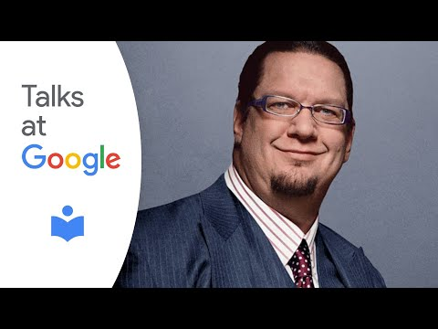 """Penn Jillette: """"Presto!: How I Made Over 100 Pounds Disappear..."""" 