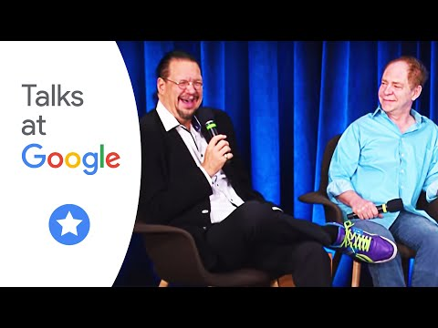 Penn & Teller on Broadway | Talks At Google