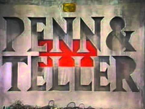 The Unpleasant World of Penn & Teller - 4 of 6