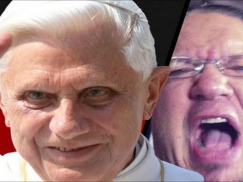Pope Compares Atheists to NAZIS - Penn Point