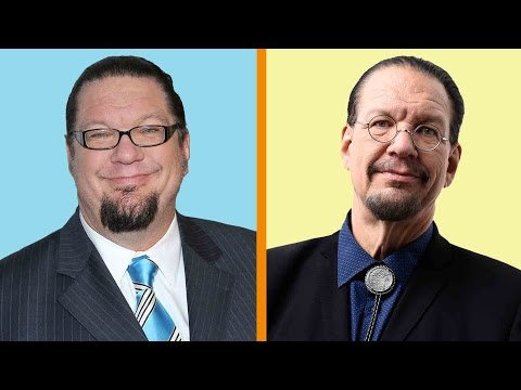 How Penn Jillette Lost over 100 Lbs and Still Eats Whatever He Wants