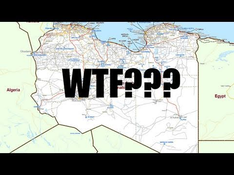 Libya: Why Are We There???? - Penn Point
