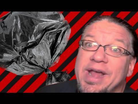 Teller Speaks! Inside a Top-Secret Penn & Teller Escape Trick - Penn Point