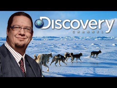 Penn Point - Telling A Lie on NEW Discovery Channel Show - Penn Point