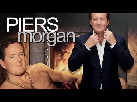 Penn Point - Piers Morgan HATES Penn Jillette?!