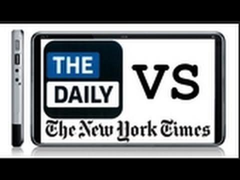 iPad News Smackdown! - Penn Point